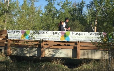 Simply Elegant at Hike for Hospice