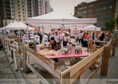 events calgary stampede corporate party MG 7400 web
