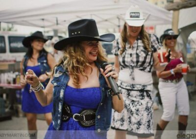 event resources, tips, best practices - Calgary Stampede entertainers