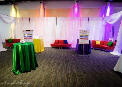 decor calgary events fundraiser tiny footprints TELUS SPARK 6