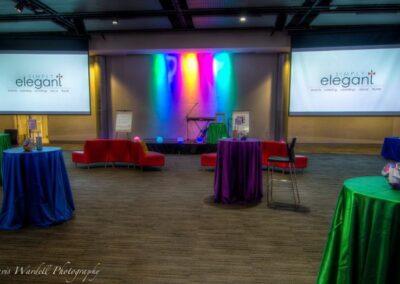 decor calgary events fundraiser tiny footprints TELUS SPARK 7