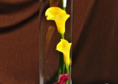 office flowers Architectural Calla Lilies72