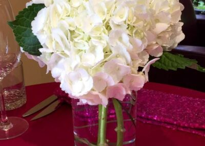 office flowers Hydrangea FFAR03072