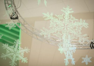 events christmas calgary airport authority 03 SimplyElegant8 TelusSpark