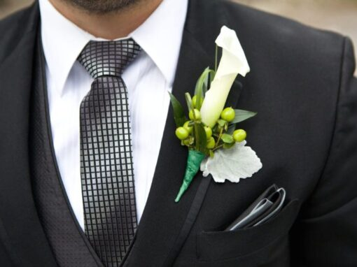 Wedding Flowers Accessories