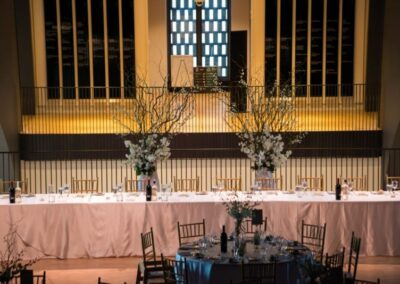 decor calgary wedding glamorous fresh Jesica Tse 188