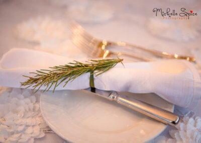 decor calgary wedding winter woodland Wedding 1 41