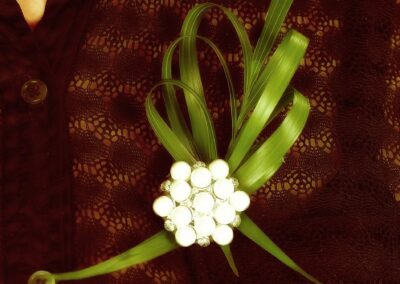 Pearl Corsage72