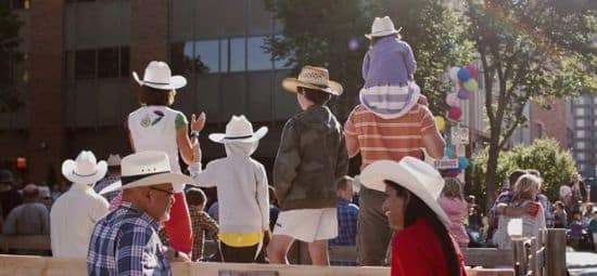 Calgary Stampede event planning