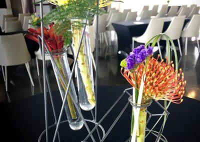 decor skyline bday party Centerpieces 172
