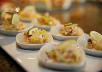 catering resources, tips, best practices - catering order at a party