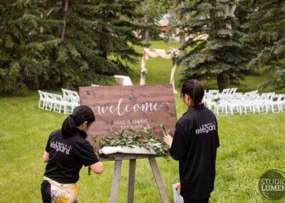 weddings calgary decorations exquisite chic GMW 2689