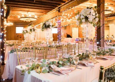 weddings calgary decorations exquisite chic GMW 2739