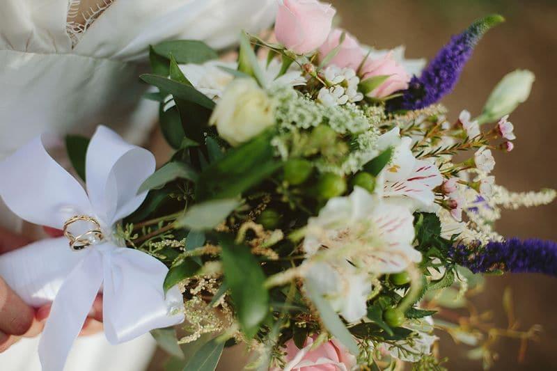 engagement flowers ideas