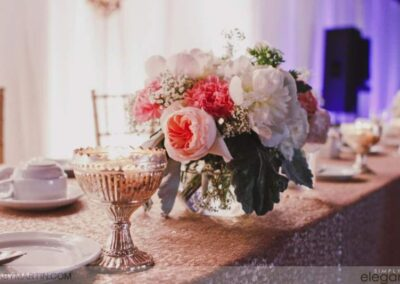 floral design resources, tips and best practices - wedding bouquet on a table