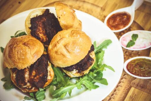 Blackened Porkbelly Slider - Mad Peter's Street Eatery - Calgary, AB