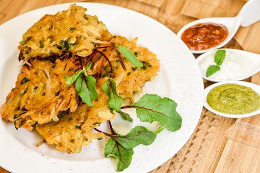 Kimchi Latka - Mad Peter's Street Eatery - Calgary, AB