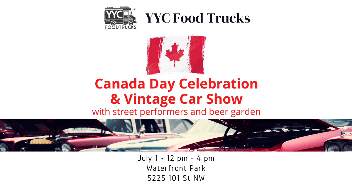 2021 Canada Day Celebration in Calgary